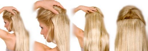 Frisuren Clip In Extensions